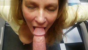 My Best Plc Hot Horny Mom Surprises Me and Sucks On my Big Young Cock